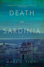 DEATH IN SARDINIA (9781605985015) - MARCO VICHI (HARDCOVER) NEW