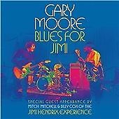 Gary Moore - Blues for Jimi Live CD 2012 with Mitch Mitchell & Billy Cox