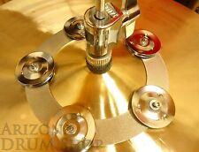Gregg Keplinger CHING RING Hi Hat Tambourine Jingle - Tamborine - NEW