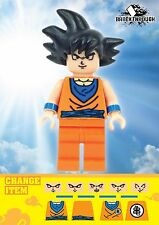 BREAKTHROUGH ARMY - Custom-Made Dragon Ball (3) Goku !