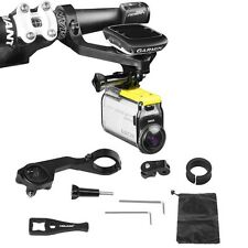 31.8mm Out-front Bike Mount For Garmin Edge 800/810/200/500/510 With Sony AS Cam