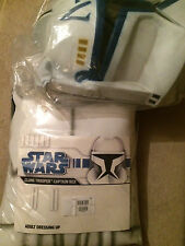 Star Wars Clone Trooper Adult Mens Costume Size Small/Medium - Brand new