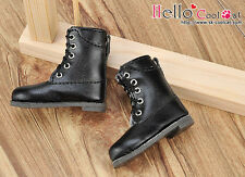 ☆╮Cool Cat╭☆ 【TY04-1】Taeyang Doll Boots # Black