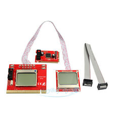 Laptop PC Computer PCI Motherboard Diagnostic Tester Analyzer Post Card