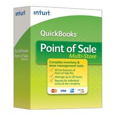QuickBooks POS v12 (2015) Pro to Multi-Store Unlock - New!!
