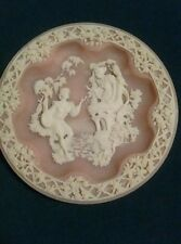 Romeo and Juliet plate by Incolay Studios, Sculpted by Roger Akers