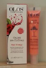 Olos Italian Skin Coctail Red Energy tubo 20ml
