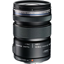 Olympus M.Zuiko Digital ED 12-50mm F3.5-6.3 EZ Lens - Black