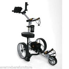 2016 Bat Caddy X8R LITHIUM Battery Remote Control Electric Golf Bag Cart/Trolley