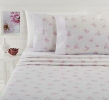 Lyla Rose - Single Bed Quality Flannelette Sheet Set - Soft & Fluffy -