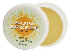 3 Jar Sunrider SunBreeze Essential BALM  (.19oz)