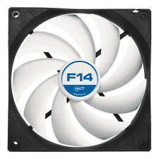 5 x Pack of Arctic Cooling F14 140mm Case Fan 1300 RPM