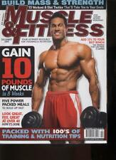 MUSCLE & FITNESS MAGAZINE - December 2008