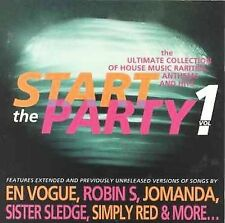 Start the Party, Vol. 1 - Various Artists (CD) En Vogue, Robin S. Simply Red...