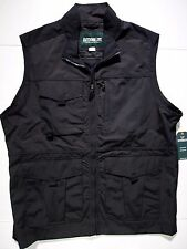 Outdoor Life travelers fishing and hunting camp men's vest size Large