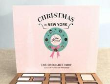 HOT SALE! Too Faced Chocolate Shop Eyeshadow Holiday set Christmas in New York