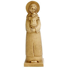Blessed Mother Virgin Mary With Baby Jesus Catholic Statue Figurine 14cm MJ150