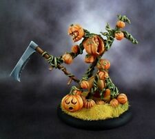 Rotpatch Pumpkin Golem Reaper Miniatures Dark Heaven Legends Monster Construct