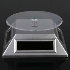 Exhibition Stand Solar Power Rotating Display Stand Rotary Turn Table Plate