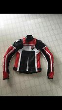 ducati leather jacket full protection size M