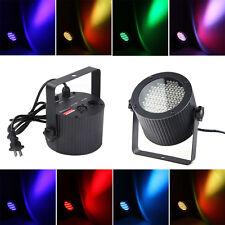 8x LED Disco Lichteffekte RGB DJ Lampe DMX Bühnenbeleuchtung Party Strahler