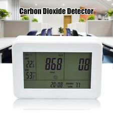 YEH-40 LCD Carbon Dioxide Detector Precise CO2 Meter Gas Tester Home Data Logger