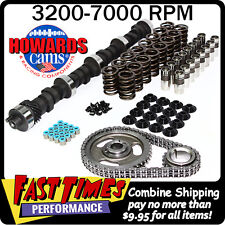 "HOWARD'S Small Block Ford 351w 287/293 592""/601"" 108° Comp Cam Camshaft Kit"