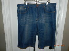 Men's Vintage VarCity Light Denim Shorts 40