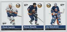 2000-01 UD Vintage New York Islanders 13-card Hockey Team Set John Vanbiesbrouck