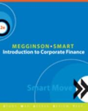 Introduction to Corporate Finance (with SMARTMoves4me and Thomson ONE Business S