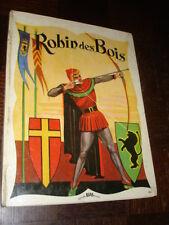 ROBIN DES BOIS - Illustrations de Roger Brard - 1956
