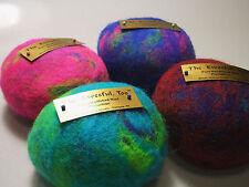 Small Ewesful Pincushion Needle Pin Cushion Felted Wool