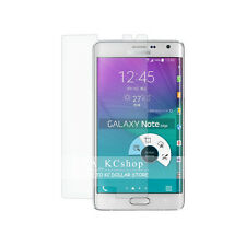 New Clear Screen Protector Cover Guard Shield Film for Samsung Galaxy Note Edge