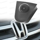 Waterproof CCD Wide Degree Car Front View Camera Logo Embedded for Honda