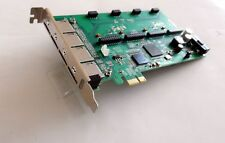 Atcom AXE4G0 4 Channel GSM PCIE Asterisk Base Card No Modules Included