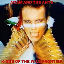 Adam & the Ants-Kings of the Wild Frontier (Super Deluxe Edition) 4 CD NUOVO