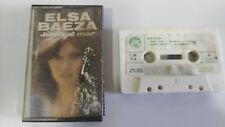 ELSA BAEZA JUNTO AL MAR CINTA TAPE CASSETTE 1982 SPANISH EDITION RARE!