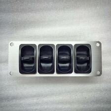 Manual Paddle Valves w/ Stainless Panel Air Suspension Ride Bags Rat Rod Bags