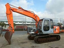 HITACHI EX120-5 EXCAVATOR SERVICE MANUAL ON CD *FREE UK POSTAGE*