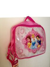 Princess Duffle Bag Luggage Travel Gym Snow White Cinderella Disney Aurora new
