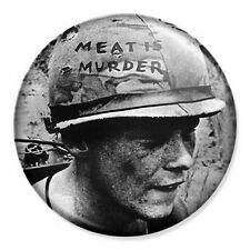 "The Smiths 25mm 1"" Pin Badge Button Meat Is Murder Morrissey Alternative Rock"