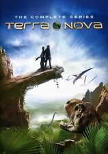 Terra Nova: The Complete Series [4 Discs] (2012, REGION 1 DVD New) WS