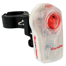 PLANET BIKE SUPER FLASH TURBO LED 1 WATT LIGHT BICYCLE TAILIGHT TAIL LIGHT NEW
