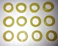 "12 DOLL REPAIR SMALL RUBBER BANDS RESTRINGING FOR 8"" - 12"" DOLLS"