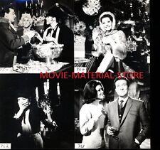 """Diana Rigg Patrick Macnee The Avengers British 7x8"""" Photo From Original Neg M961"""