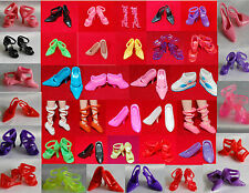 hotsell High quality Original 40 pairs shoes for Barbie Doll Party  newyu8987