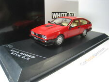ALFA ROMEO GTV6 2.5 1980 1/43 IXO WHITEBOX (RED)