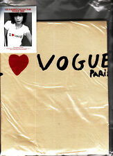 FRENCH VOGUE FASHION serata 2015 / LTD COLLECTOR TEE T-SHIRT Natasha POLY @new @