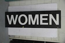 "Old Yankee Stadium ""Women"" Sign Steiner COA"