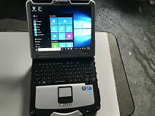 Panasonic Toughbook CF-31 MK1 Core i5 @ 2.40GHz 6GB RAM 120 SSDGB HDD Win 10 Pro
